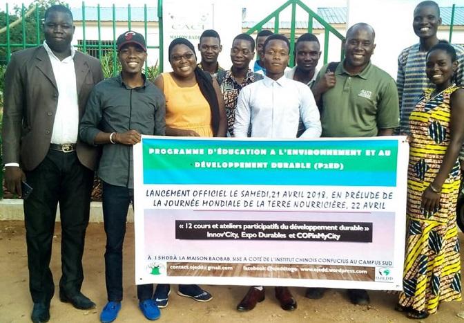 OJEDD ; une association de jeunes engagée pour l'atteinte des ODD au Togo