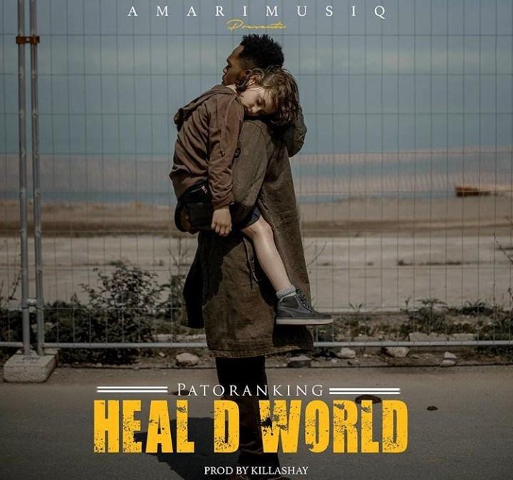 """""""Heal D World"""",Patoranking nous fait découvrir son côté Engagé"""
