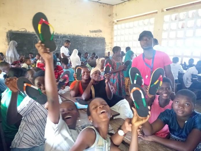 AMESPO : l'Amicale qui vient en aide à la jeunesse de l'Ogou