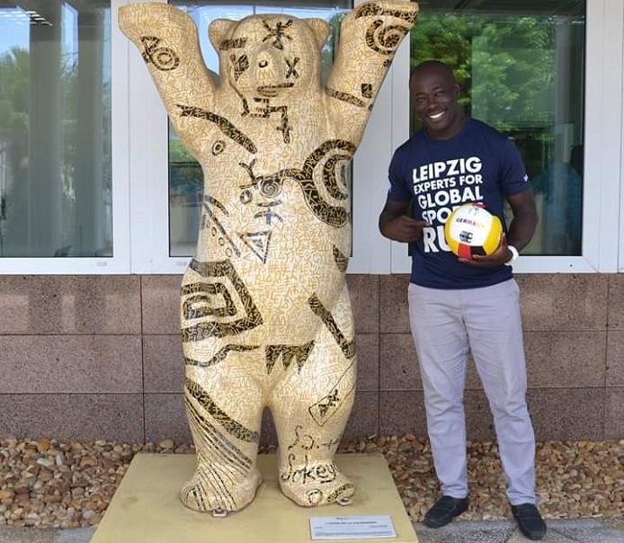 Togo/Anato Atsou honoré, récompensé pour son dévouement dans le domaine sportif
