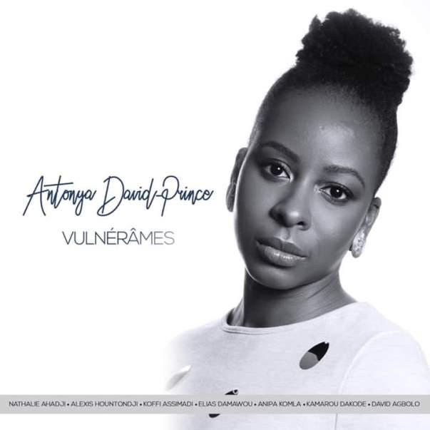 Diaspora/ Vulnérâmes, le premier Album d'Antonya David-Prince