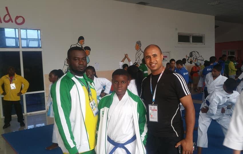 Togo: Karaté/ Bagou Prisca et le Karate, une histoire d'amour
