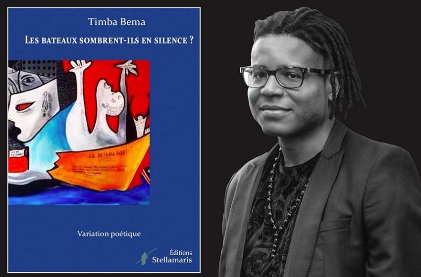 """Recension de """"Les bateaux sombrent-ils en silence ?"""" de Timba Bema, par Caroline Despont"""