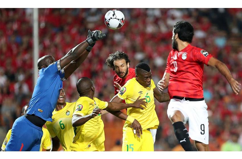 Afrique CAN Égypte 2019/ L'Égypte se lance de la meilleure manière