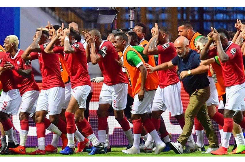 CAN 2019/ La belle histoire se poursuit pour le Madagascar, pareil pour l'Égypte !