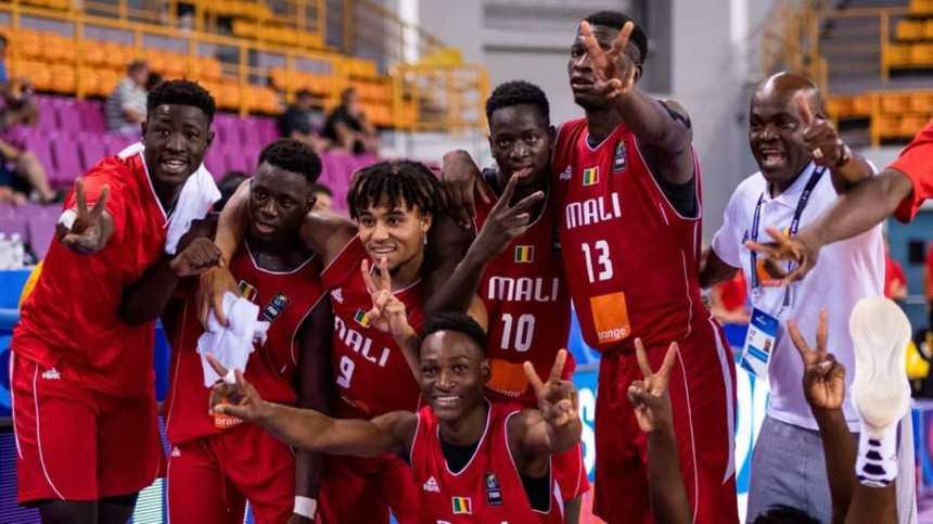 Sport/Coupe du monde FIBA U19 : Le Mali médaillé d'argent