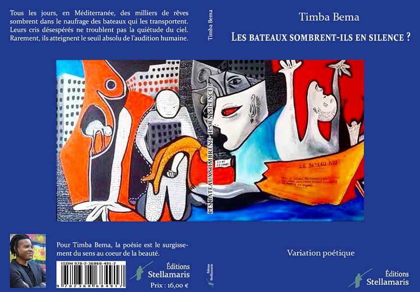 """Cameroun-Diaspora/ Livre – """"Les bateaux sombrent-ils en silence?"""" présenté au Salon du livre à Génève"""