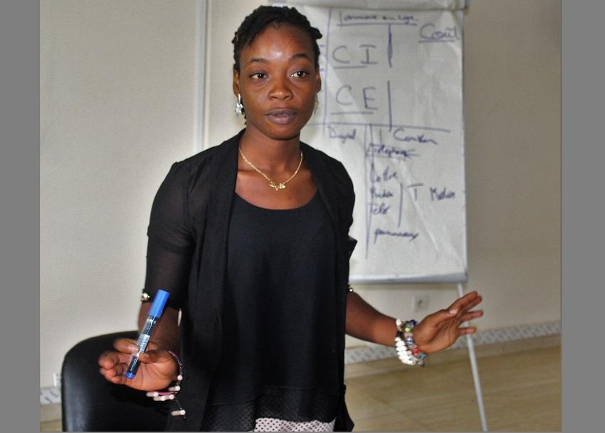 Vidéo/Comment Edwige porte-t-elle la voix de la jeunesse togolaise à l'UNICEF ?