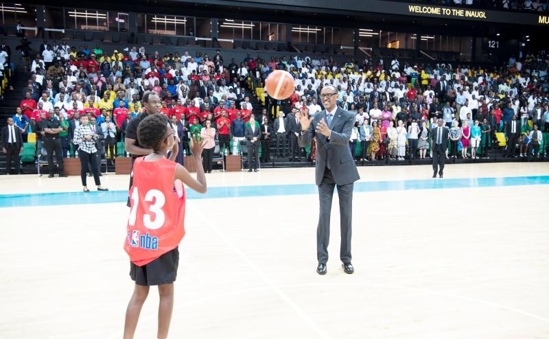 "Rwanda: ""Kigali Aréna"", le Temple des sports de mains"