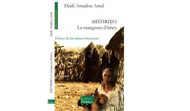 "Livre/ ""Mistiriijo; la mangeuse d'âmes"" de Djaïli Amadou Amal"