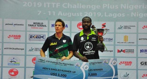 ITTF Challenge Plus Nigeria/ Aruna Quadri et Polina Mikhailova sacrés
