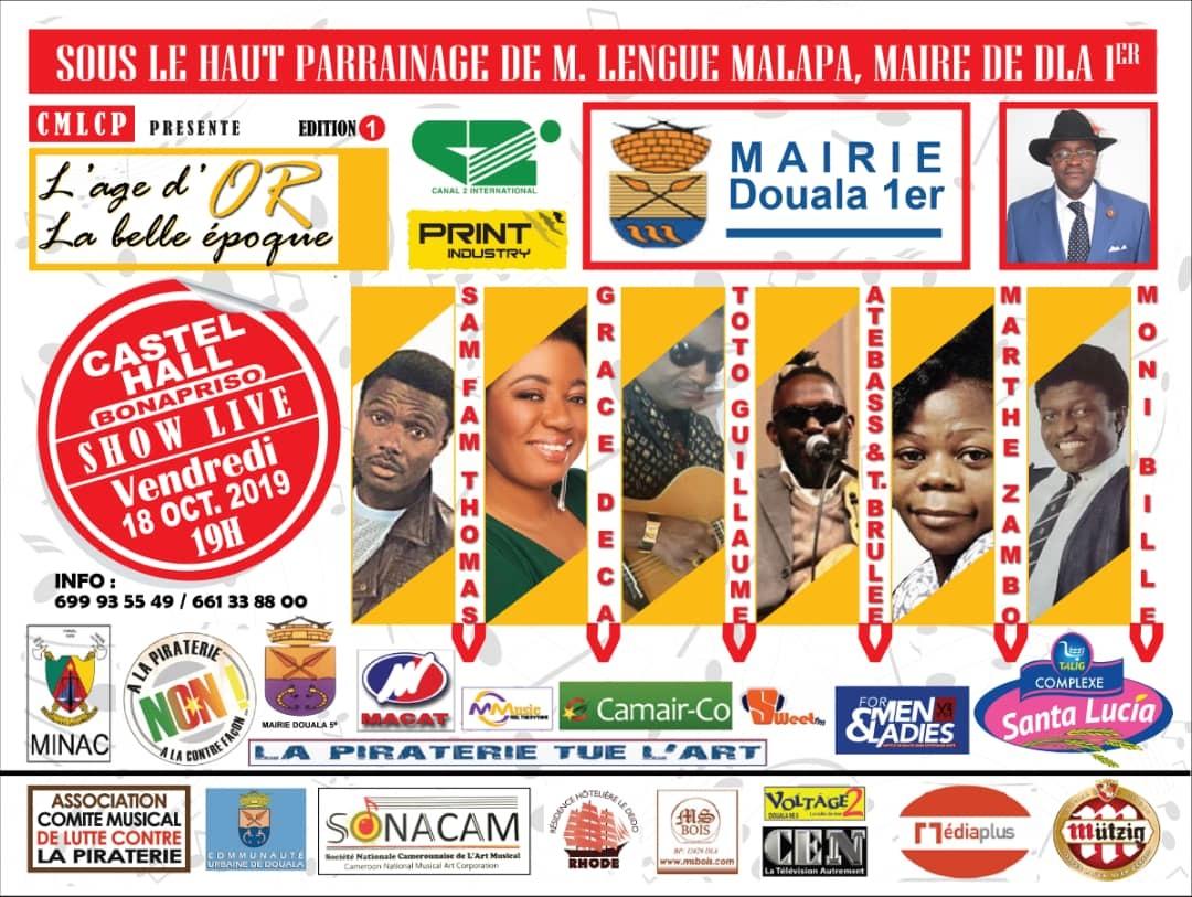 """Cameroun : """"l'âge d'or la belle époque """", c'est bientôt"""