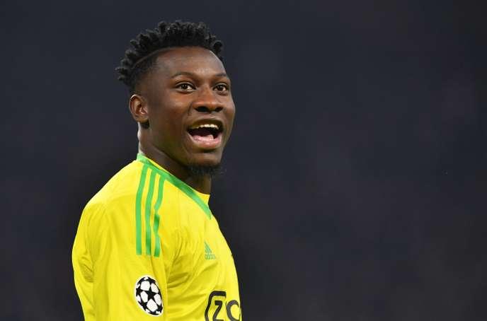 Cameroun/ Football: André Onana revoit ses ambitions à la hausse