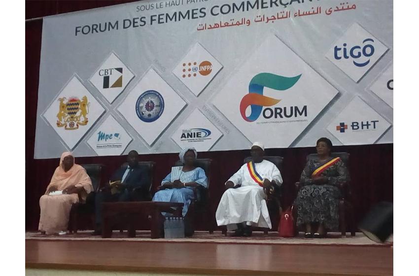 Tchad: Le REFAC fait honneur au Forum des commerçantes et femmes entrepreneures