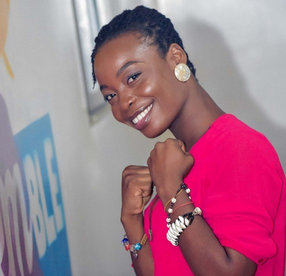 Edwige Adjo Mensah, Ambassadrice de la jeunesse à l'Unicef au Togo
