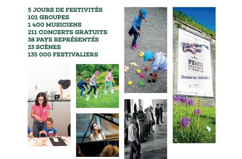 Musiciens du monde: postulez pour cette opportunité du FIMU à Belfort!