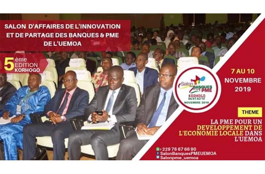 Côte d'Ivoire/5ème édition du Salon d'affaires, de l'innovation et de partage des Banques et PME de l'UEMOA: Korhogo 2019