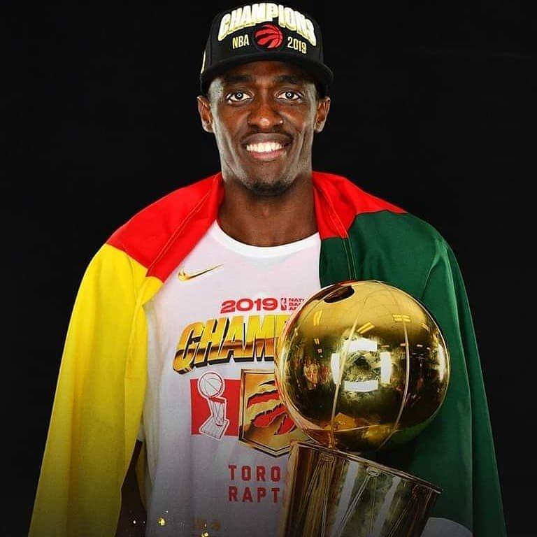 130 millions de dollars sur 4 ans: Pascal Siakam devient le sportif africain le mieux payé
