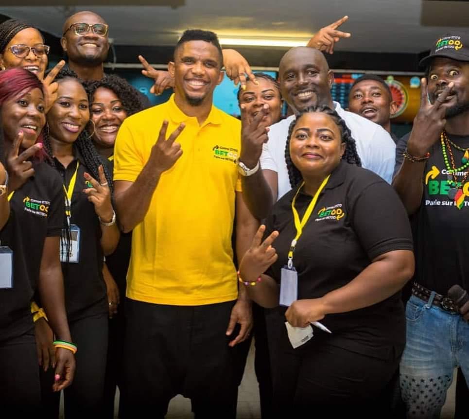 Cameroun : Betoo, le nouveau business de   samuel Eto'o