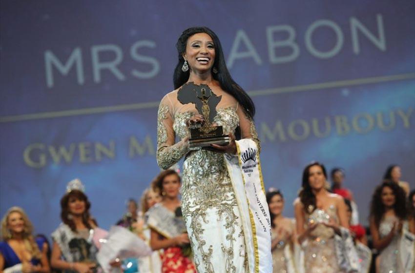 Diaspora/Ordre d'Ottawa 201 9: La Gabonaise Gwen Madiba décorée