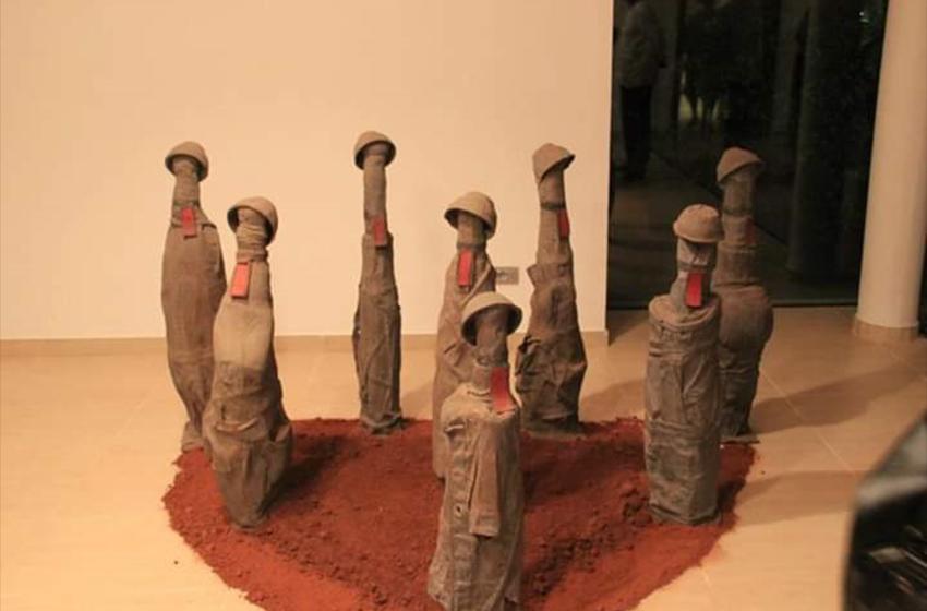 Bénin/ Ludovic Fadaïro et son art traversent les générations.