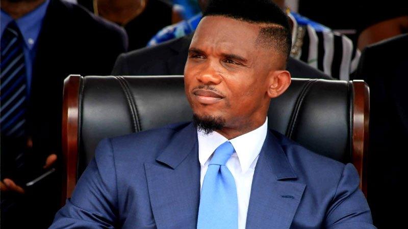 Football : Et si Samuel Eto'o devenait coach des Eperviers du Togo ?