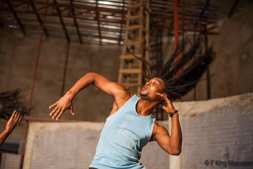 Togo/Kossivi Sénagbé AFIADEGNIGBAN : des danses vodou au chorégraphe international engagé