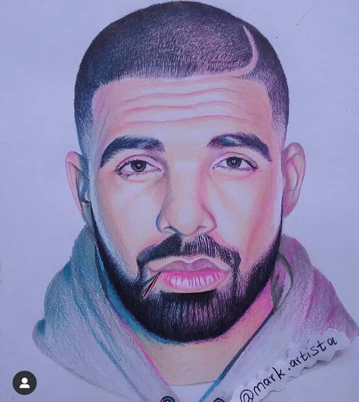 Drake by Mark-artista