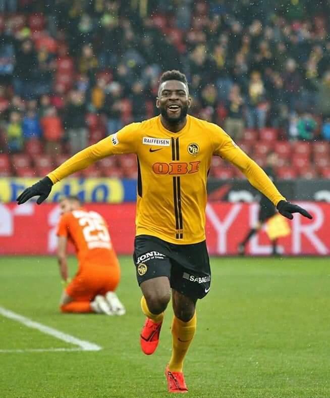 Foot/ Cameroun: Jean-Pierre Nsame sacré meilleur joueur de la Super league