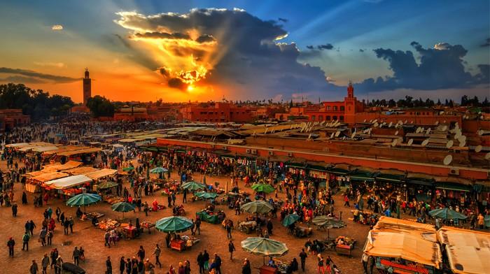 Maroc: Marrakech Désignée capitale africaine de la culture 2020