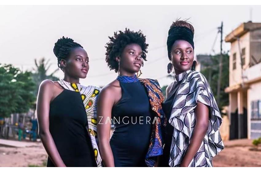 """Togo/ Mode: On n'arrête plus la marque """"Zanguera"""", de Sonia Ameg"""