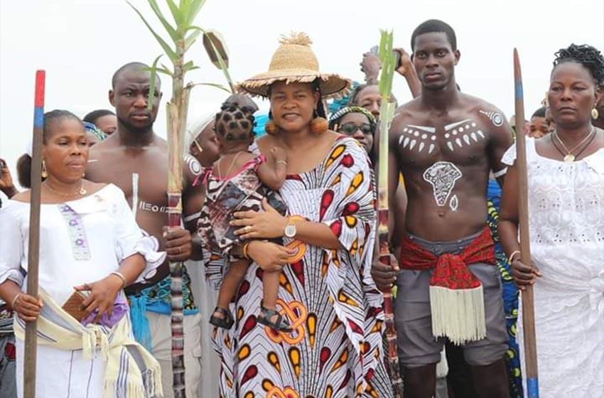 Bénin/1er Mois de l'histoire des Noirs à Abomey-Calavi