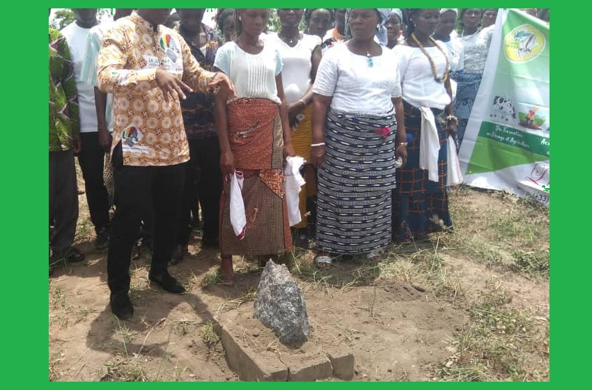 Togo/ Cauris d'Afrique veut construire une garderie pour enfants à Amoussou Kopé