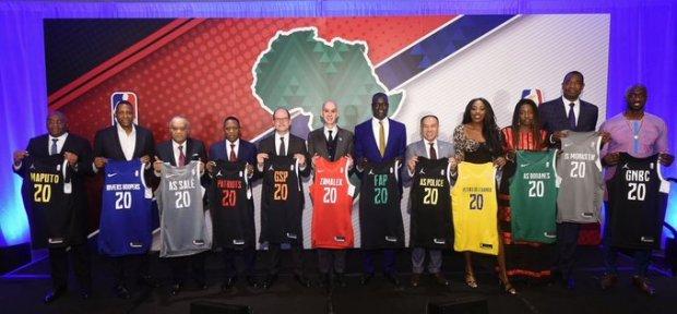 Basketball Africa League (BAL) : Les 12 équipes et le programme dévoilés