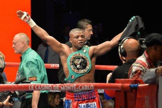 Boxe/RDC: Junior Makabu, une fierté nationale