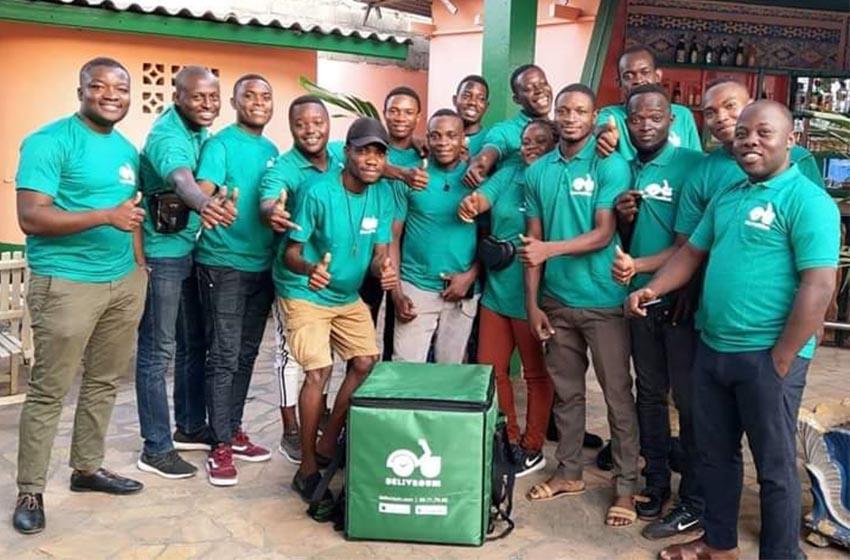 Togo/ DELIVROUM: Livraison express de repas chez vous.