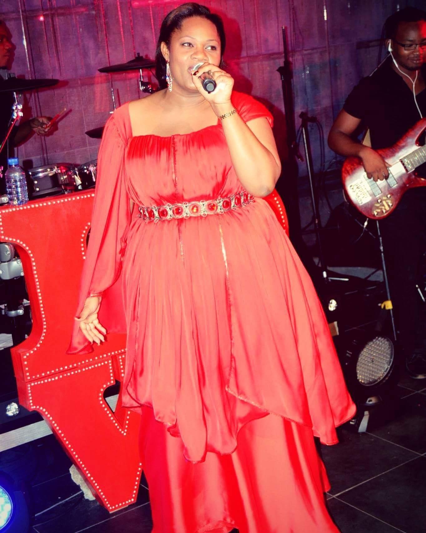 Gabon/Musique : Nadège Mbadou de retour sous les projecteurs