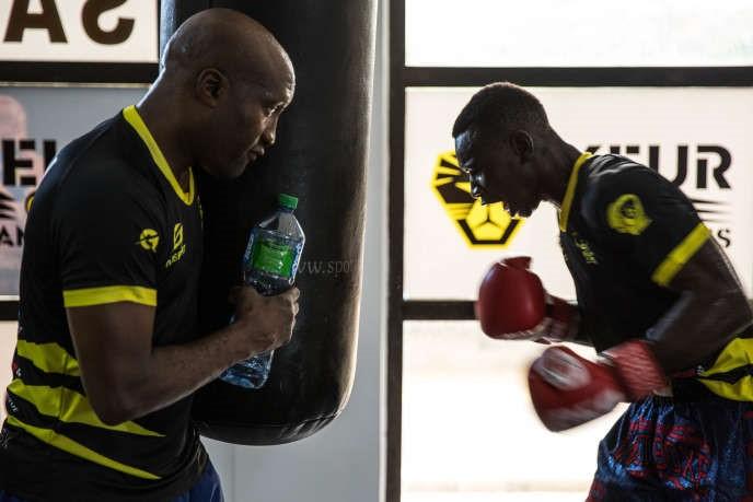Boxe-Sénégal/Le club « Keur of Champions » Pour aider la jeunesse défavorisée
