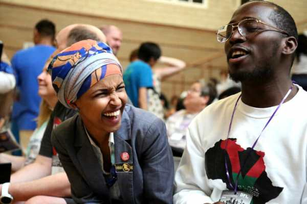 A Somalian immigrant poised to become one of America's ...
