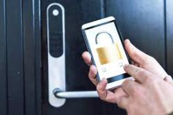 using a smart lock