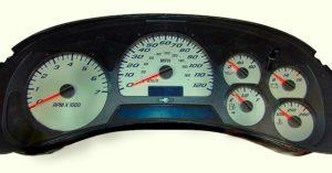 Chevrolet Blazer (20012006) Instrument Cluster Rebuild