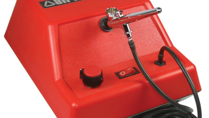 Cake Decorating Air Compressor (With Airbrush) Full Review