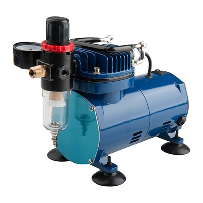 Paasche D500SR 1/8 HP Compressor with Regulator and Moisture Trap Review