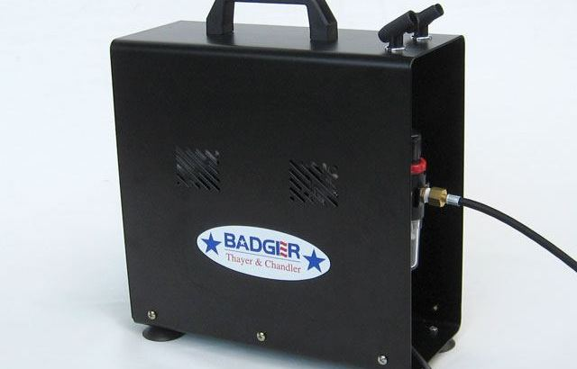 The Badger Air-Brush Co. TC910 Aspire Pro Compressor