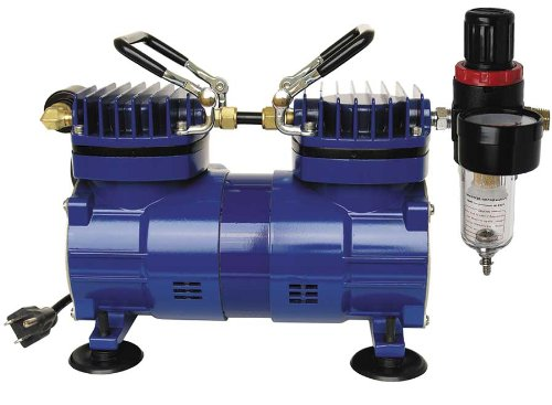 Review: Paasche DA400R 1/4 HP Compressor