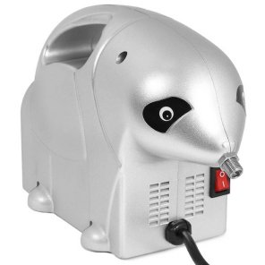 PointZero Portable Oil-less Airbrush Air Compressor - Baby Elephant 1/8 HP review