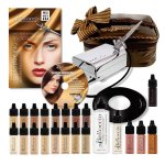 Complete Professional Belloccio Airbrush Cosmetic Makeup System Review