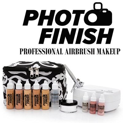 Photo Finish Professional Airbrush Makeup System Kit review