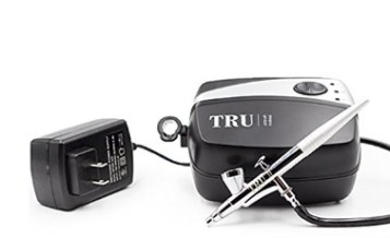TRU Essentials Airbrush Makeup System