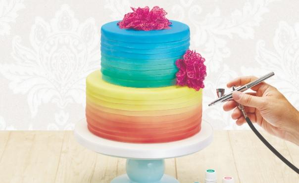 Ultimate Buying Guide Airbrush Cake Decorating Kit Airbrush